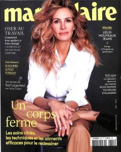 marie claire couv