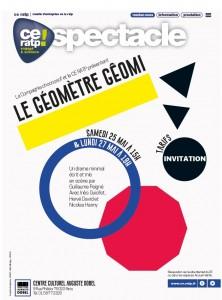 INVITATION Le Géomètre Gêomi